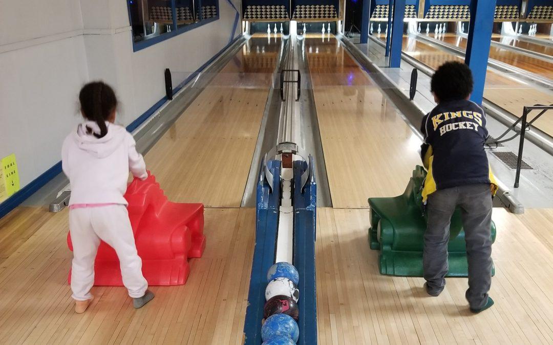 Chasin' Turkeys Bowling Centre