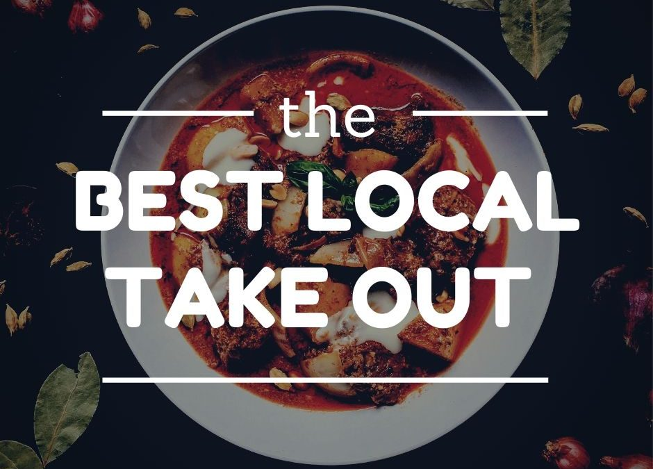 7 Great Places for Take Out in Carleton Place