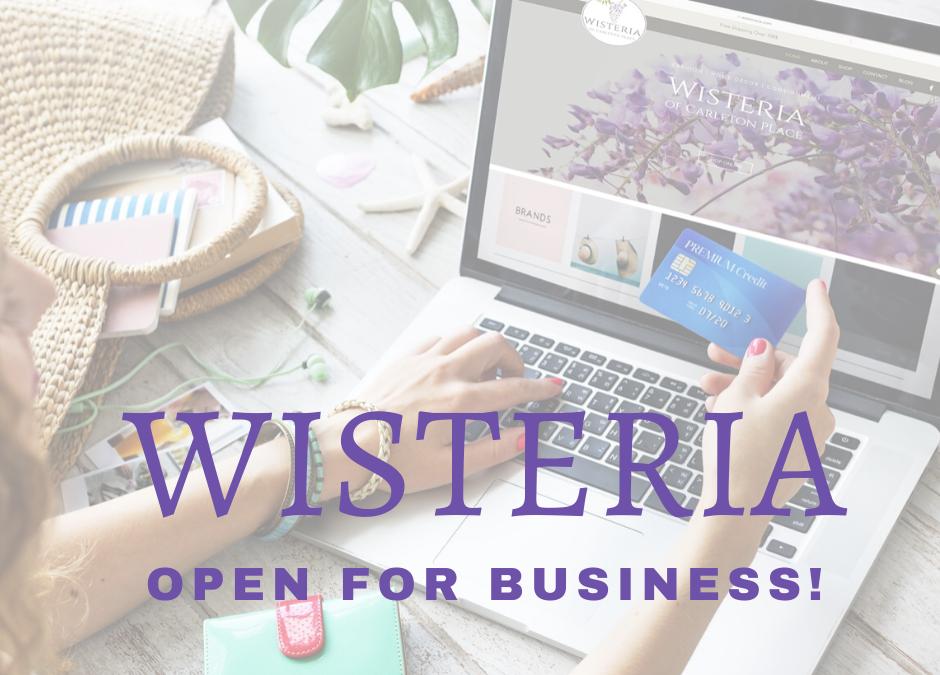 Wisteria – A Hidden Gem